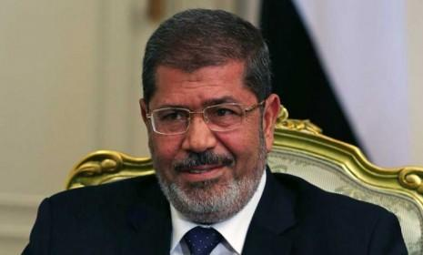 Egyptian President Mohamed Morsi claimed sweeping new powers on Friday.