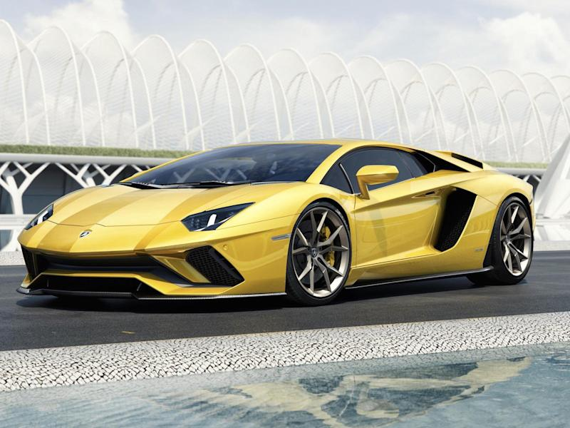 Lamborghini S Flagship Aventador Supercar Just Got An Extra Dose Of