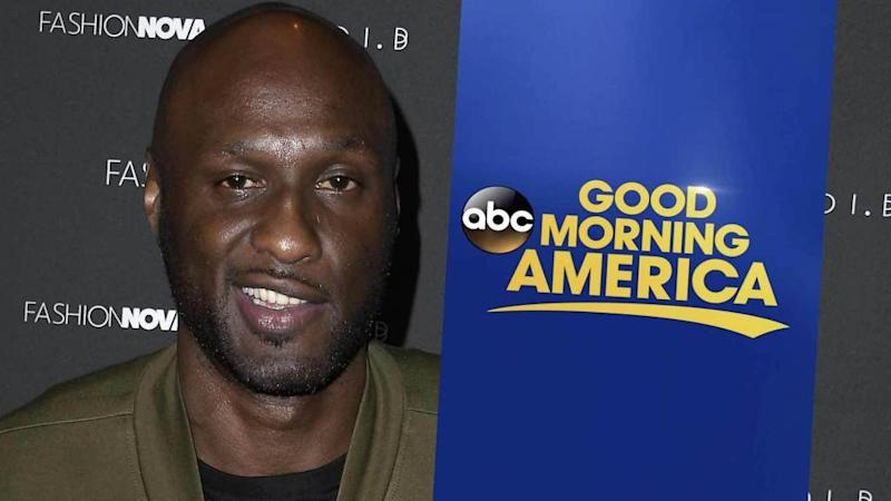 """<p>Ex-NBA star Lamar Odom has filmed a sitdown interview with """"Good Morning America,"""" alongside his once estranged daughter Destiny, which is sure to be appointment viewing. A photo was posted this evening by Odom's ex-wife, Liza Morales, showing Lamar and their daughter, Destiny Odom, on set for an interview with """"GMA."""" Lamar Odom is currently […]</p> <p>The post <a rel=""""nofollow"""" rel=""""nofollow"""" href=""""https://theblast.com/lamar-odom-gma-interview-destiny/"""">Former NBA Star Lamar Odom Films Interview for 'Good Morning America' With His Daughter</a> appeared first on <a rel=""""nofollow"""" rel=""""nofollow"""" href=""""https://theblast.com"""">The Blast</a>.</p>"""