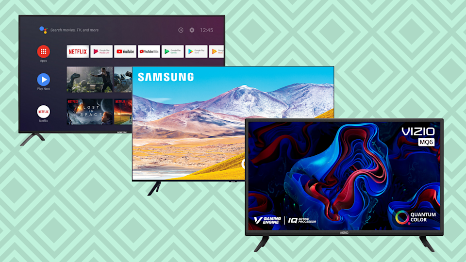 Feast your eyes on the best TV deals at Walmart right now. (Photo: Walmart)
