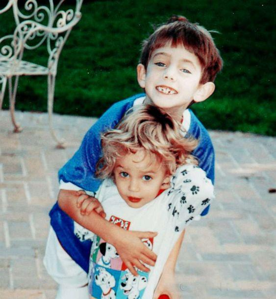 PHOTO: JonBenét and her older brother Burke Ramsey. (John Ramsey)