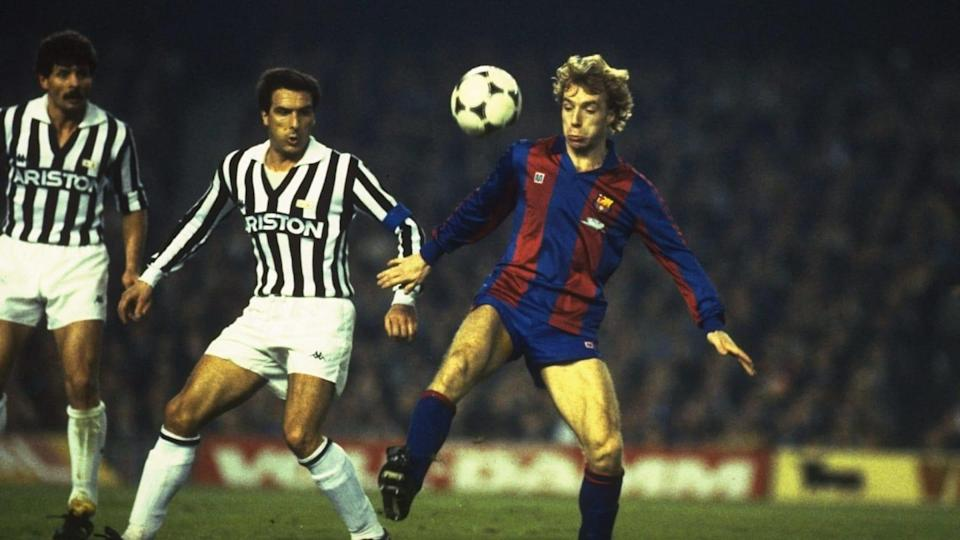 Steve Archibald of Barcelona   Getty Images/Getty Images