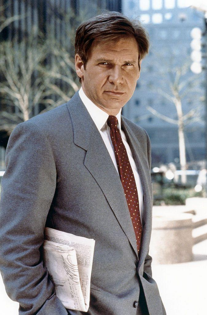 <p>We first saw Harrison Ford as Han Solo in <em>Star Wars</em>, then he portrayed a rugged explorer in <em>Indiana Jones</em>. By the late '80s, Ford proved he could also play a romantic lead, when he appeared in the 1988 film <em>Working Girl.</em></p>