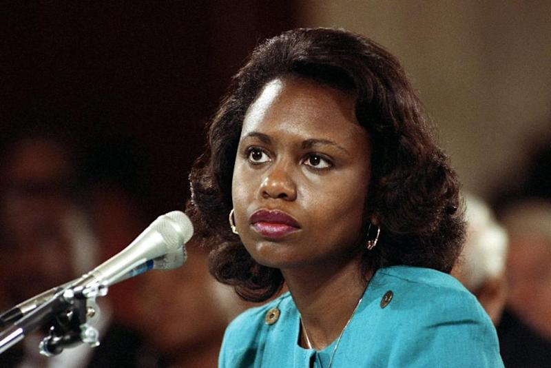 anita hill sexual harassment trial