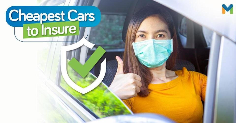 Cheapest Cars to Insure in the Philippines | Moneymax