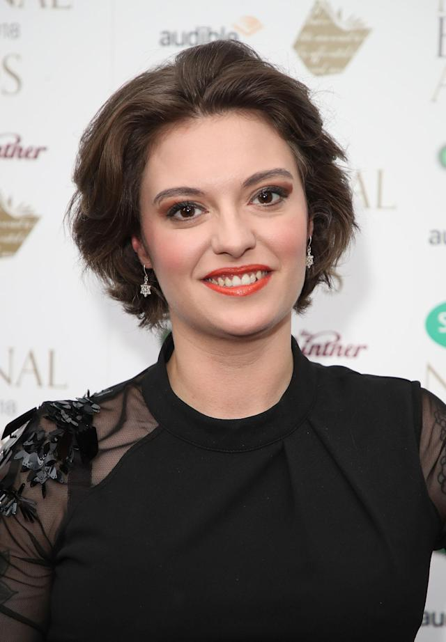Jack Monroe attends the National Book Awards at RIBA on November 20, 2018 in London, England. (Photo by Mike Marsland/Mike Marsland/WireImage)