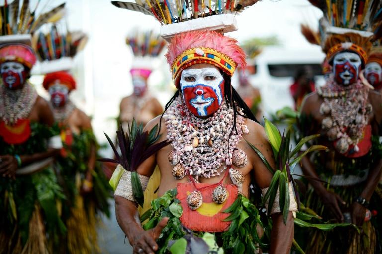 Papua New Guinea is a linguist's paradise with one in 10 of the world's languages found here