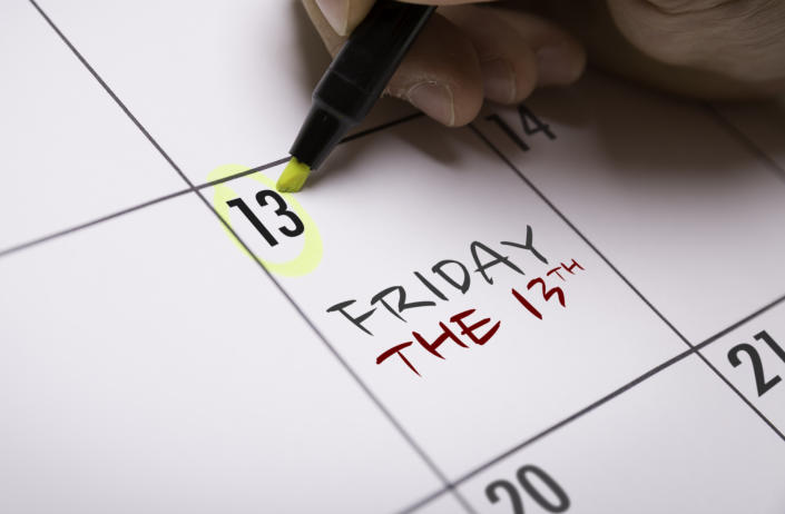 Where does the Friday 13th fear stem from? (Getty Images)