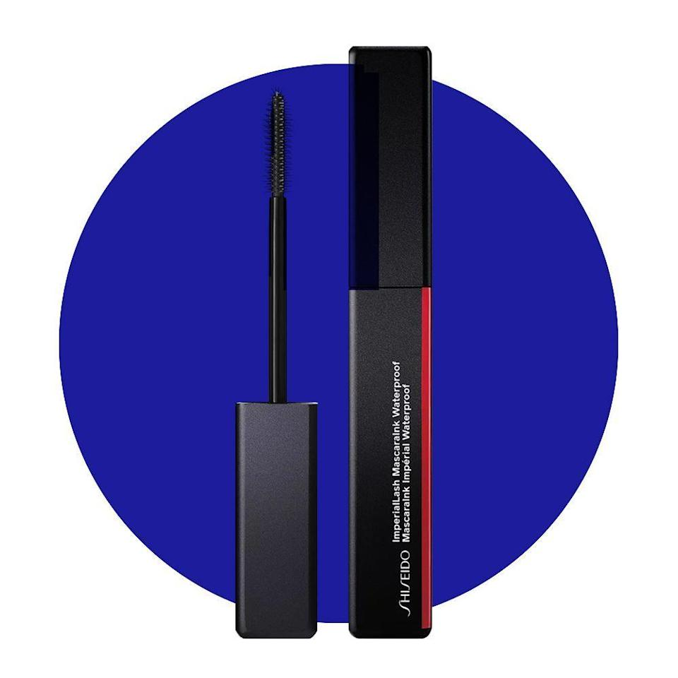 """<p><strong>Shiseido</strong></p><p>bloomingdales.com</p><p><strong>$25.00</strong></p><p><a href=""""https://go.redirectingat.com?id=74968X1596630&url=https%3A%2F%2Fwww.bloomingdales.com%2Fshop%2Fproduct%2Fshiseido-imperiallash-mascaraink-waterproof%3FID%3D3117006&sref=https%3A%2F%2Fwww.bestproducts.com%2Flifestyle%2Fg34449251%2Fbest-of-the-best-2020%2F"""" rel=""""nofollow noopener"""" target=""""_blank"""" data-ylk=""""slk:Shop Now"""" class=""""link rapid-noclick-resp"""">Shop Now</a></p><p>This mascara is just way too good to keep off of this list. Its formula can't be beat: It swipes on smooth and clump-free, and it doesn't smudge, trickle, or fade even after a particularly sweat-filled day.</p><p>It's a <a href=""""https://www.bestproducts.com/beauty/g1103/best-waterproof-mascara/"""" rel=""""nofollow noopener"""" target=""""_blank"""" data-ylk=""""slk:great waterproof mascara"""" class=""""link rapid-noclick-resp"""">great waterproof mascara</a> for anybody who wants to beat the sweat (or the tears, you get the vibe).</p>"""