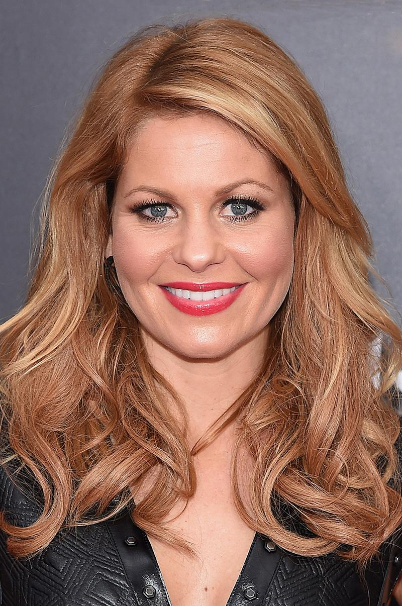 Candace Cameron Bure Wants You to Recycle Your Beauty Products