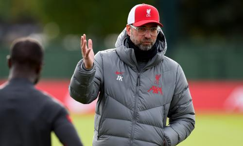 Jürgen Klopp says Liverpool not expecting further signings this week