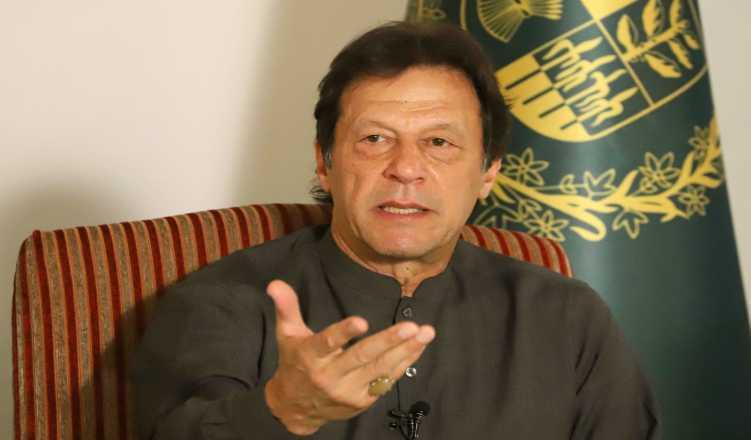 Pak PM Imran Khan sees better chance of peace talks with India if BJP wins polls