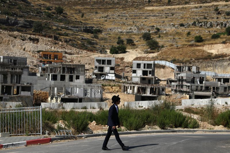 Major West Bank annexation move not imminent, Israeli minister signals