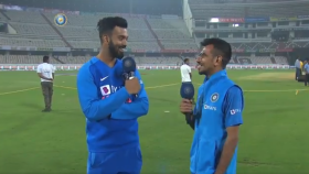 Watch: KL Rahul in fine form on Chahal TV