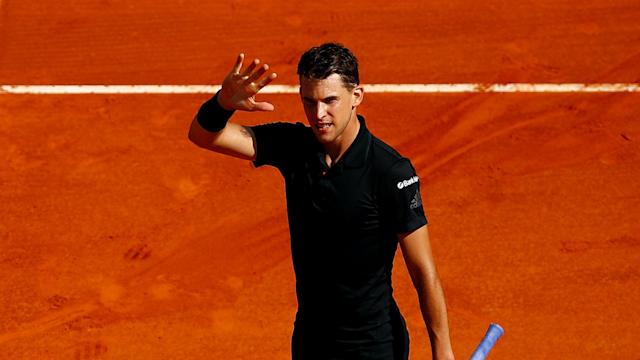 Dominic Thiem's win over Novak Djokovic means it is he, not the Serbian, who will take on Monte Carlo Masters champion Rafael Nadal next.