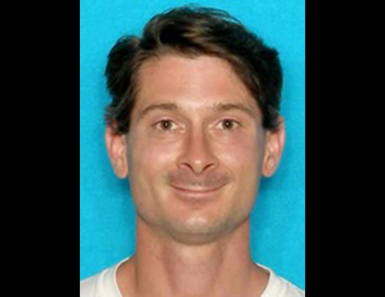 This undated photo provided by the City of College Station, Texas shows Thomas Caffall. Caffall, 35, has been identified by authorities as the shooter who opened fire from inside his home in College Station as he was being served an eviction notice, killing Brazos County constable Brian Bachmann and another man, on Monday, Aug. 13, 2012. (AP Photo/City of College Station)