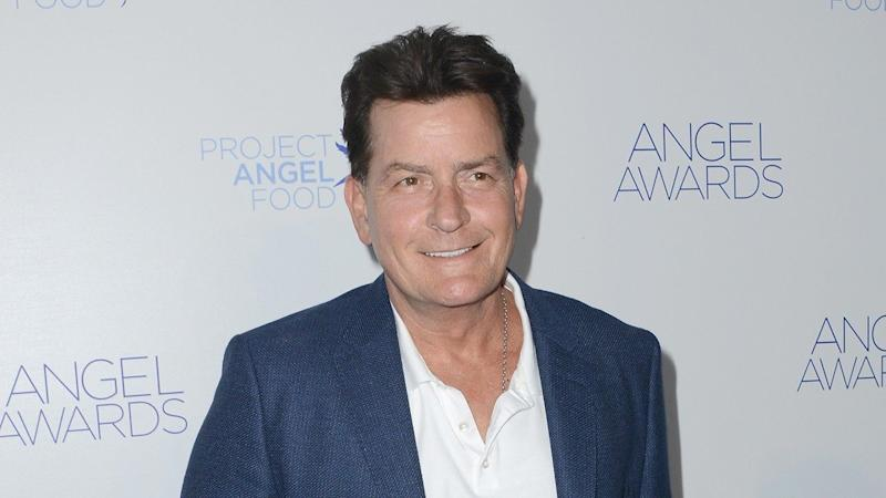 Charlie Sheen Says He's 'Totally Focused' While Celebrating One Year Of Sobriety