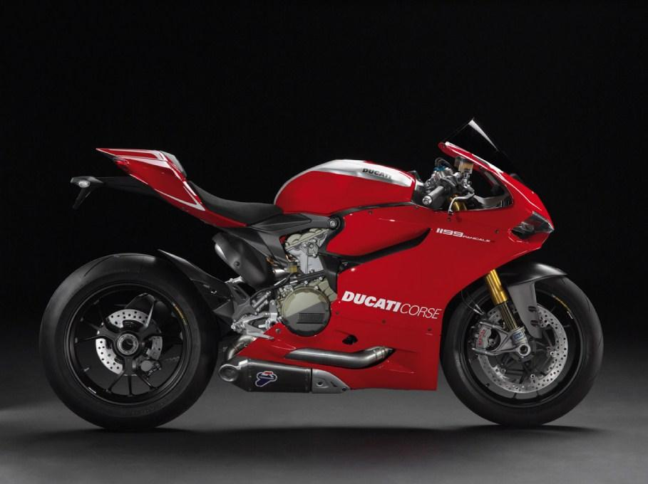 The recently unveiled Ducati 1199 Panigale R will be launched at a price of around Rs. 25 lakhs, featuring a 12,000 RPM redline.