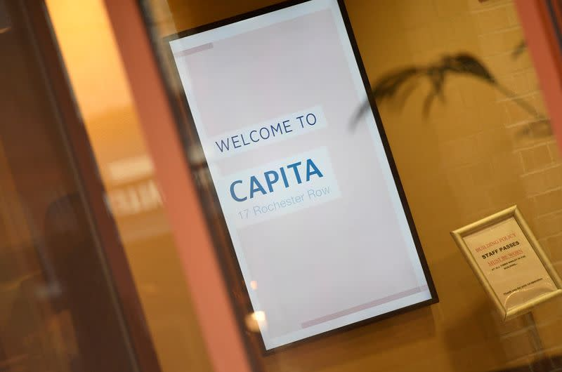 Capita's turnaround plan derailed by pandemic after first-half loss