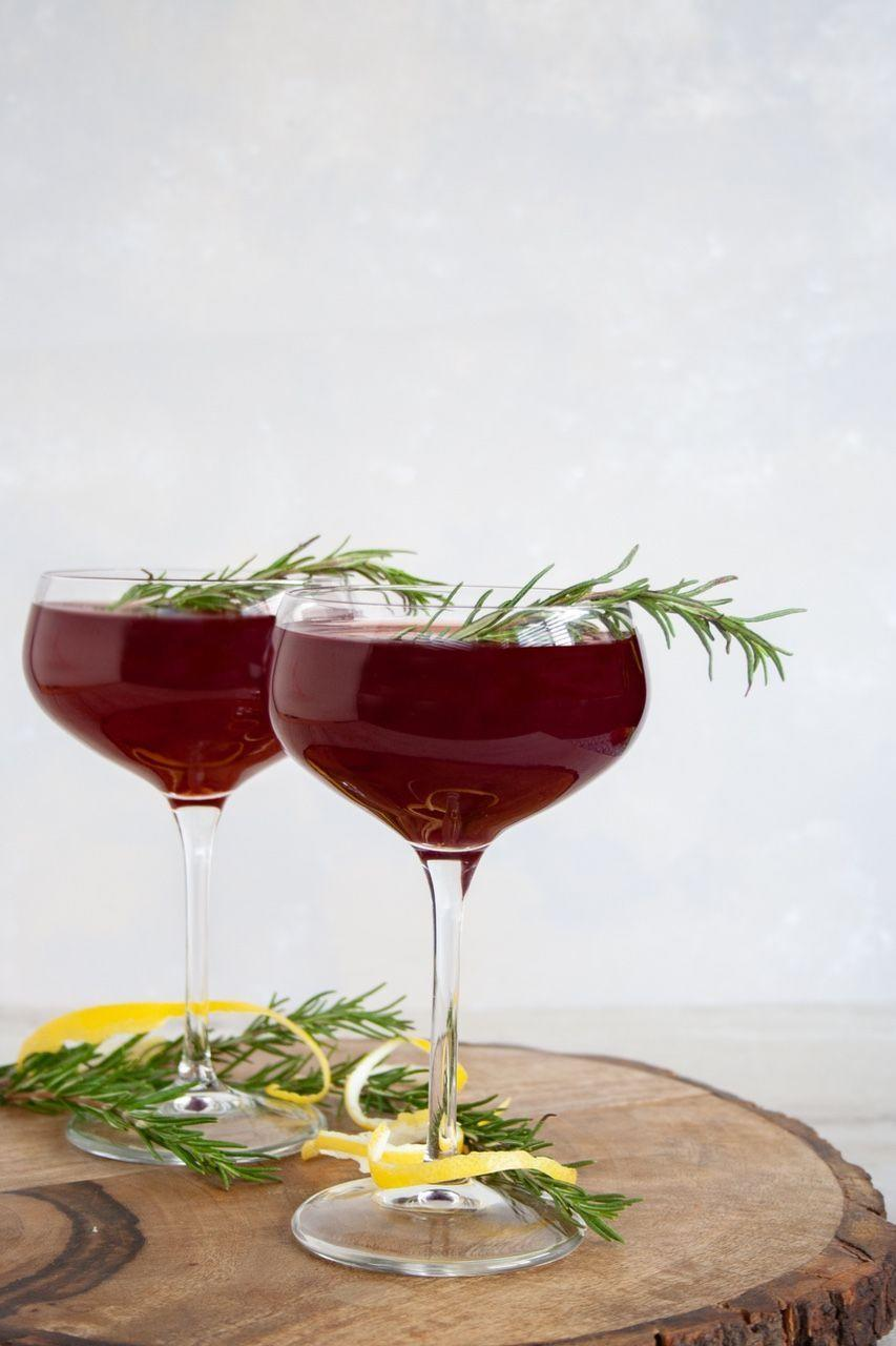 """<p>Coupe glasses make everything look special, but this red-hued gin cocktail is especially great for Christmas. The mix of pomegranate, muddled rosemary, and elderflower is the perfect mix of sweet and savory. </p><p><em>Get the recipe at <a href=""""https://www.elletalk.com/pom-and-mary-coupe-cocktail/"""" rel=""""nofollow noopener"""" target=""""_blank"""" data-ylk=""""slk:Elle Talk"""" class=""""link rapid-noclick-resp"""">Elle Talk</a>. </em></p>"""