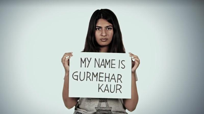 Gurmehar Kaur's Trolls Don't Need An Excuse To Pick On Her