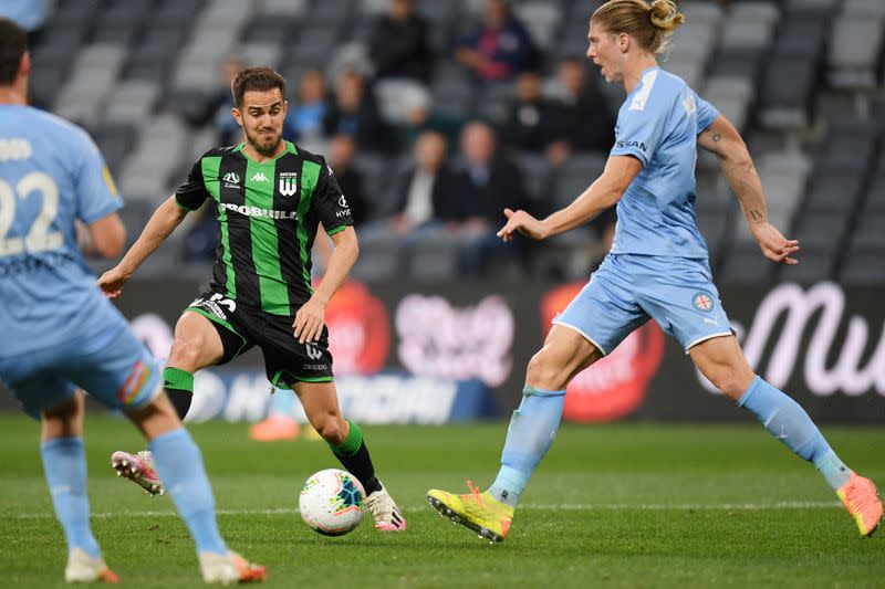 Champions Sydney to meet Melbourne City in A-League final