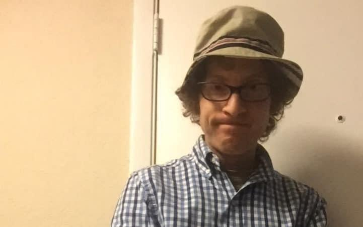 Joshua Rosen as Woody Allen