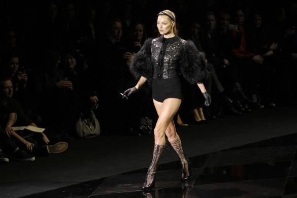 Kate Moss is second with earnings of $9.2 million.