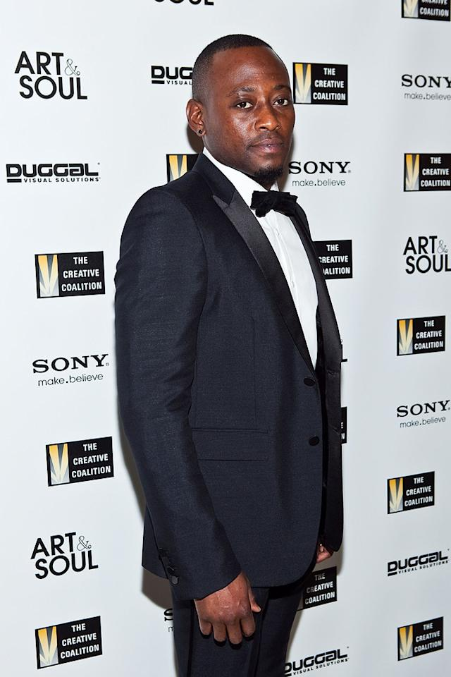 "Actor Omar Epps (""House"") turns 38. Paul Morigi/<a href=""http://www.wireimage.com"" target=""new"">WireImage.com</a> for Martini & Rossi - April 29, 2011"