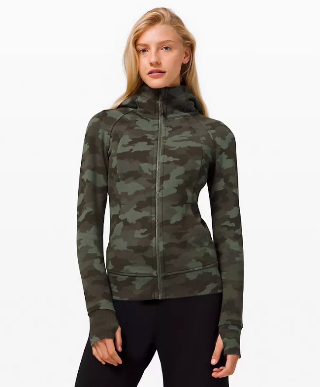 Scuba Hoodie (Photo via Lululemon)