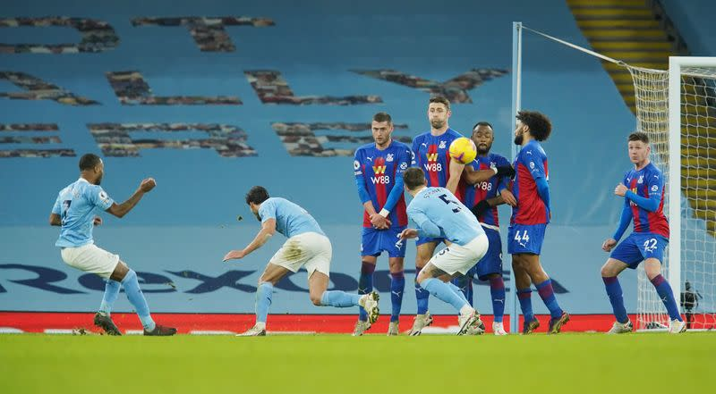 Premier League - Manchester City v Crystal Palace