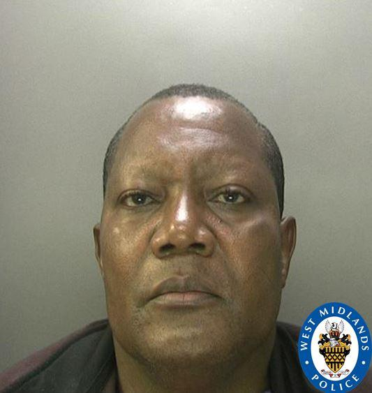 Michael Oluronbi has been jailed. (PA Images/West Midlands Police)