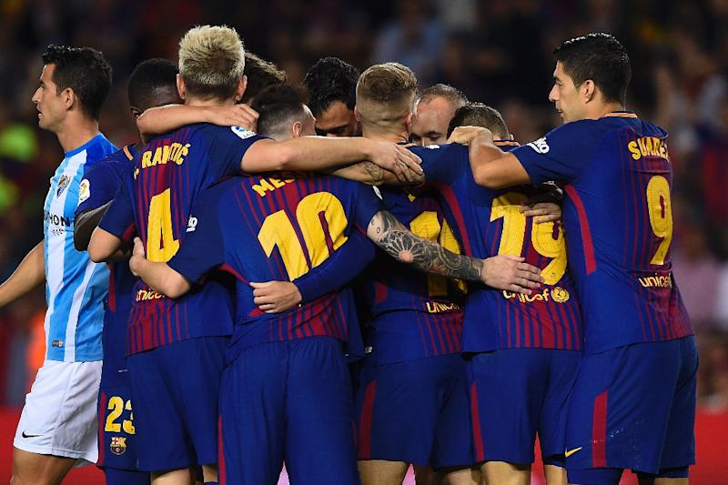 Josep Maria Bartomeu: 'Barcelona want to continue playing in La Liga'