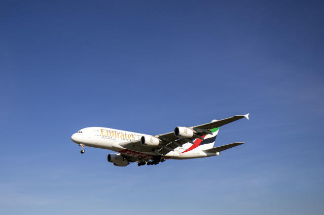Part of Ms Quinn's chair went missing on an Emirates flight. (Getty) [file photo]