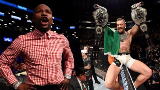 Floyd Mayweather Jr. Trolls Conor McGregor With Tweet About Net Worth