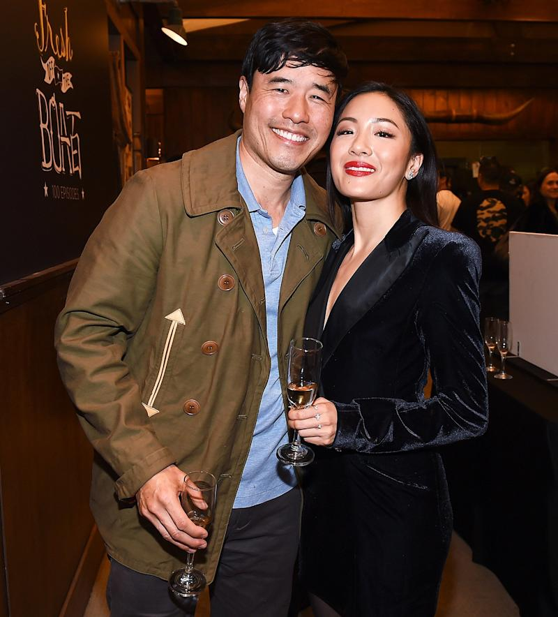 Randall Park 'Thrilled' About   Fresh Off the Boat Renewal After Constance Wu Controversial Tweets
