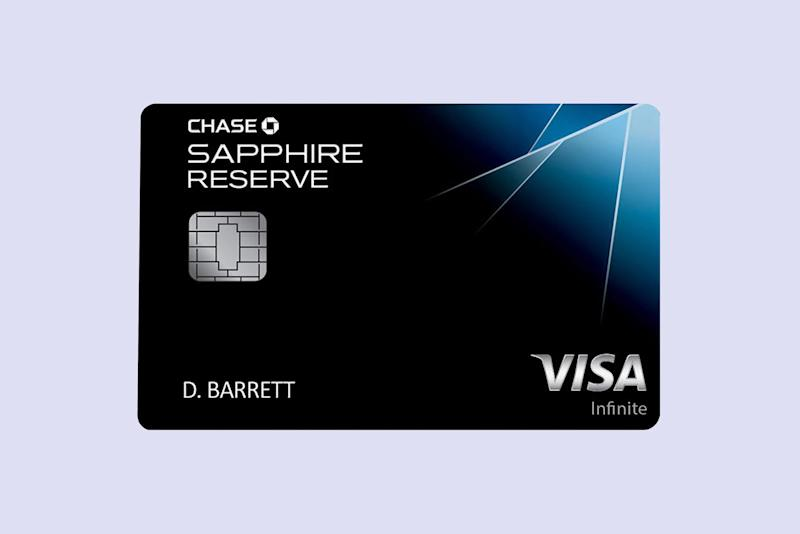 The Insanely Popular Chase Sapphire Reserve Credit Card Just Got More Expensive