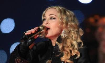 Forbes: Madonna Tops Celebrity Rich List