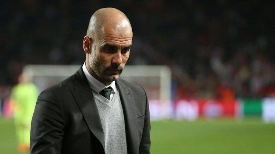 Pep Guardiola | Jean Catuffe/Getty Images