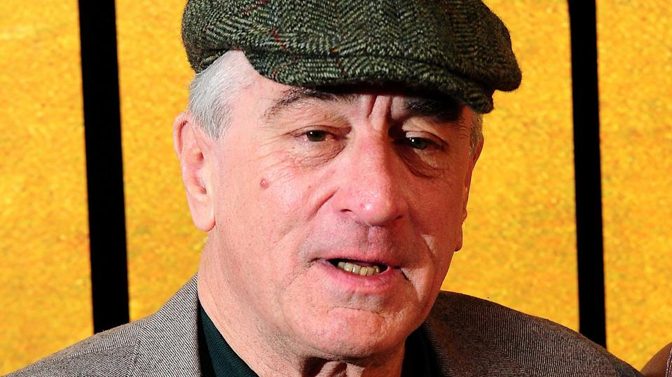 <em>De Niro has been an outspoken critic of President Donald Trump (PA)</em>