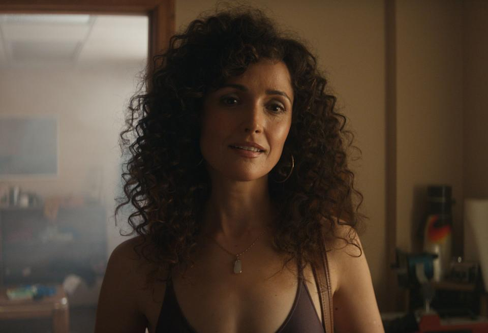 Rose Byrne stars in the new comedy