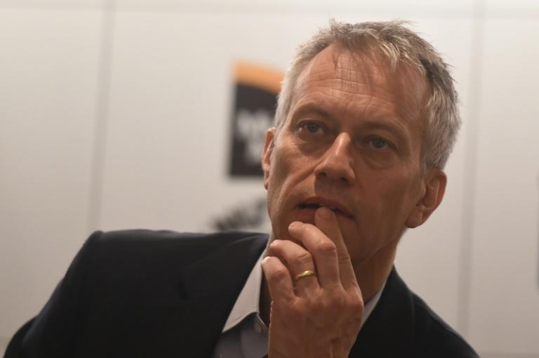 Coca-Cola chief James Quincey said Georgia's voting rights measure was 'a step backward'