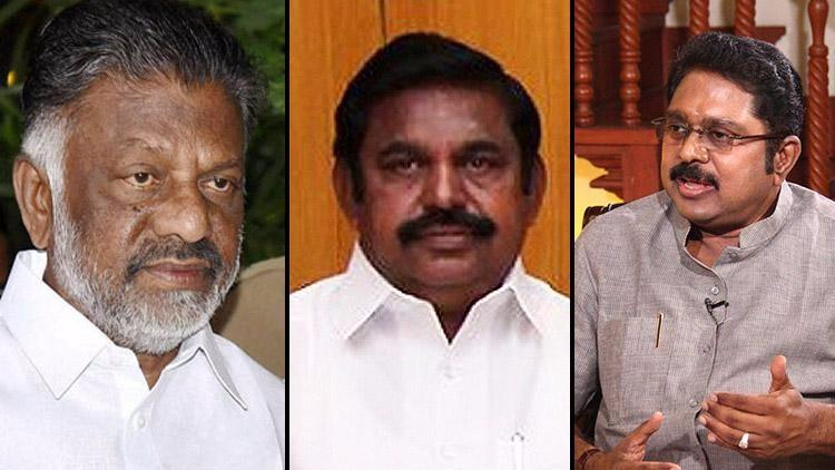 From Two Camps to Three, Race for Tamil Nadu's CM Seat Heats Up