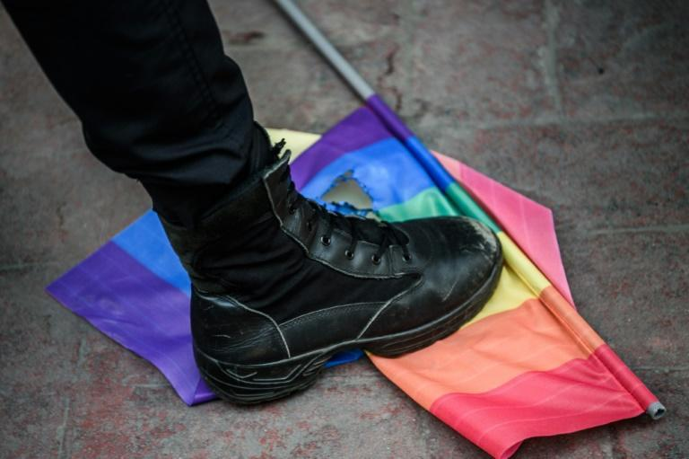Homosexuality is not illegal in Turkey, but homophobia is widespread
