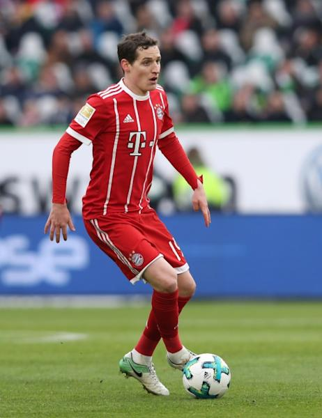 Germany midfielder Sebastian Rudy is set to make his Schalke debut at home against Hertha Berlin on Saturday having signed from Bayern Munich on Monday