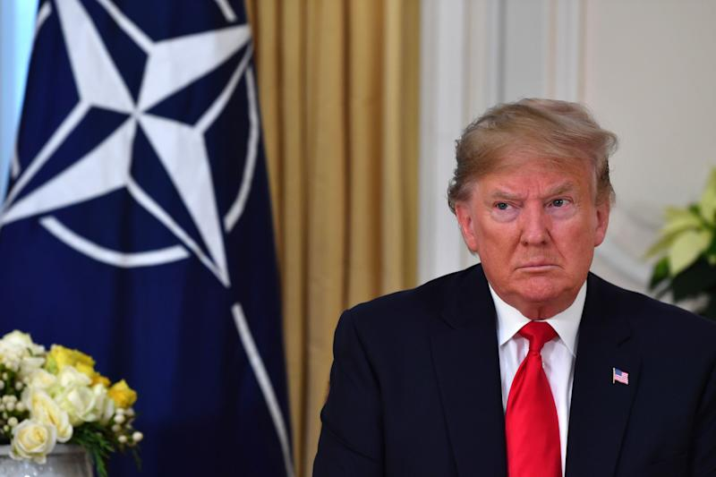 President Donald Trump is likely to soon become the third U.S. president to be impeached.