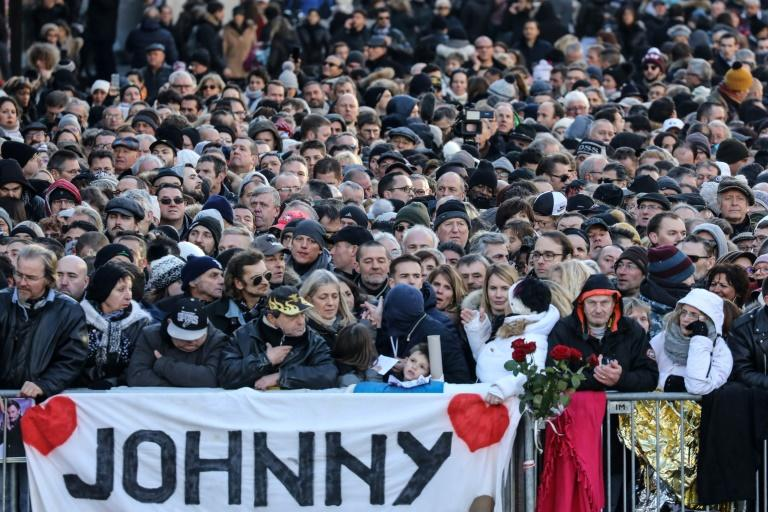 Johnny Hallyday's death in December of lung cancer plunged France into mourning, and brought hundreds of thousands of his fans onto the streets of Paris for his funeral