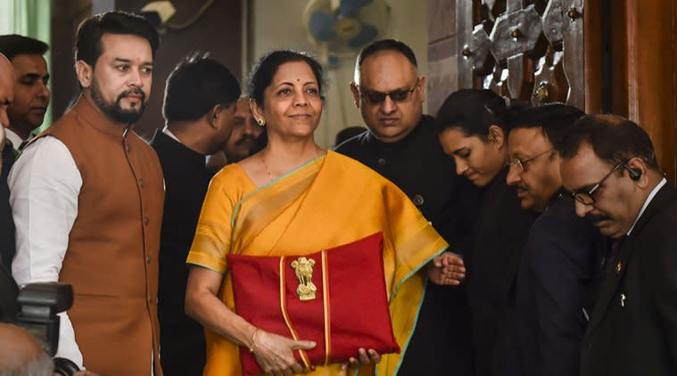 budget 2020, income tax slabs, income tax cuts, income tax rate cut, Nirmala Sitharaman Budget 2020, Budget 2020 Income tax, Income tax exemptions