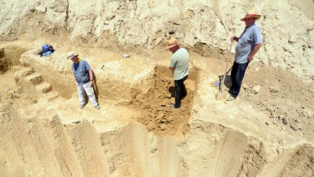 World's First Mammoth Graveyard Discovered In Serbia