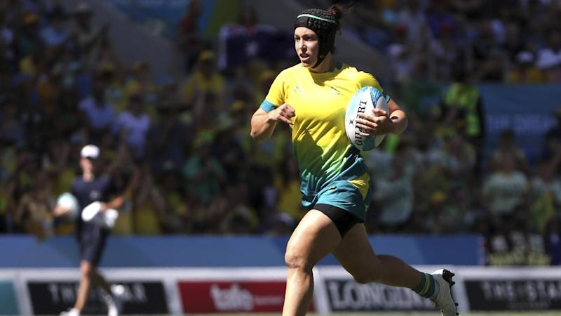 Australia Commonwealth Games Rugby Sevens